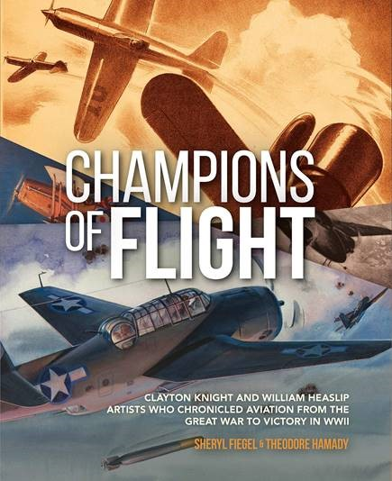 Champions of Flight book cover
