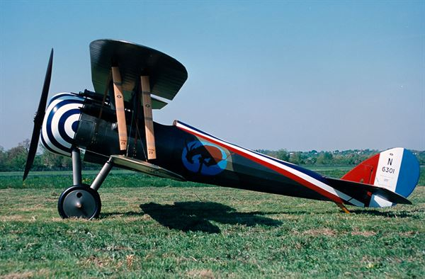 Nie. 28 C.1 of 95th Aero Sqn